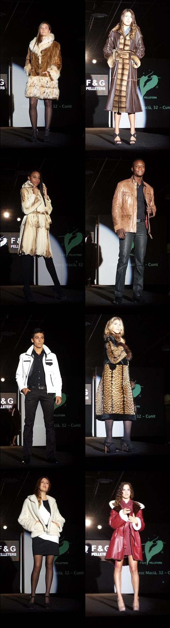 Reus Fashion Festival pieles