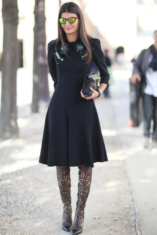 Cuidatuimagen, Giovanna Battaglia looks 2013-4