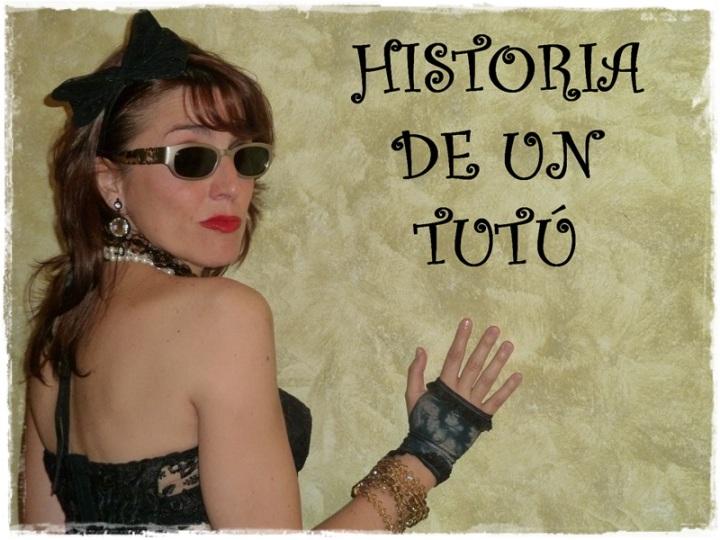 Cuidatuimagen, Historia de un tutu, Madonna