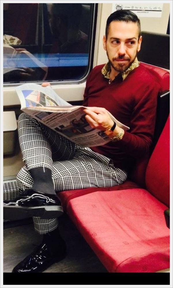 Cuida de ti, cuida tu imagen, Calcetown, Brutt gentlemen, trendy looks, socks, colours (2)
