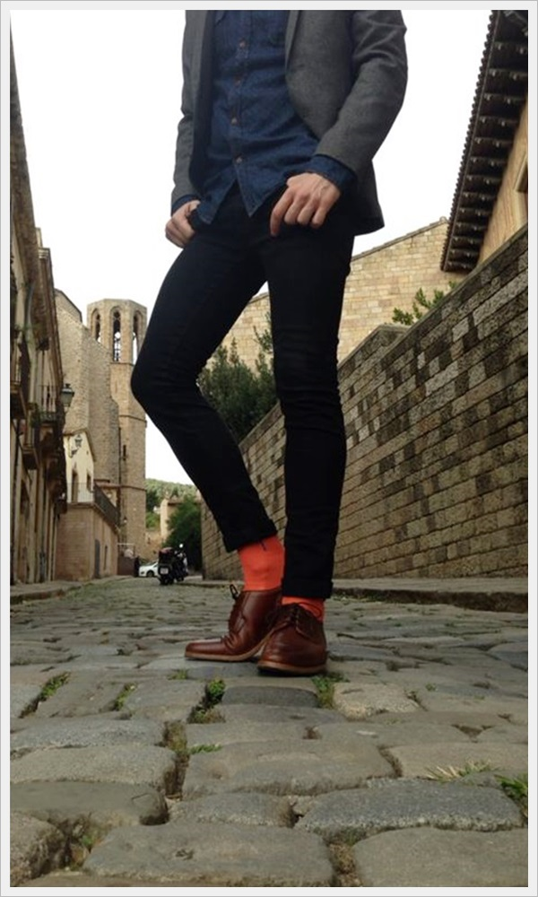 Cuida de ti, cuida tu imagen, Calcetown, Brutt gentlemen, trendy looks, socks, colours (3)