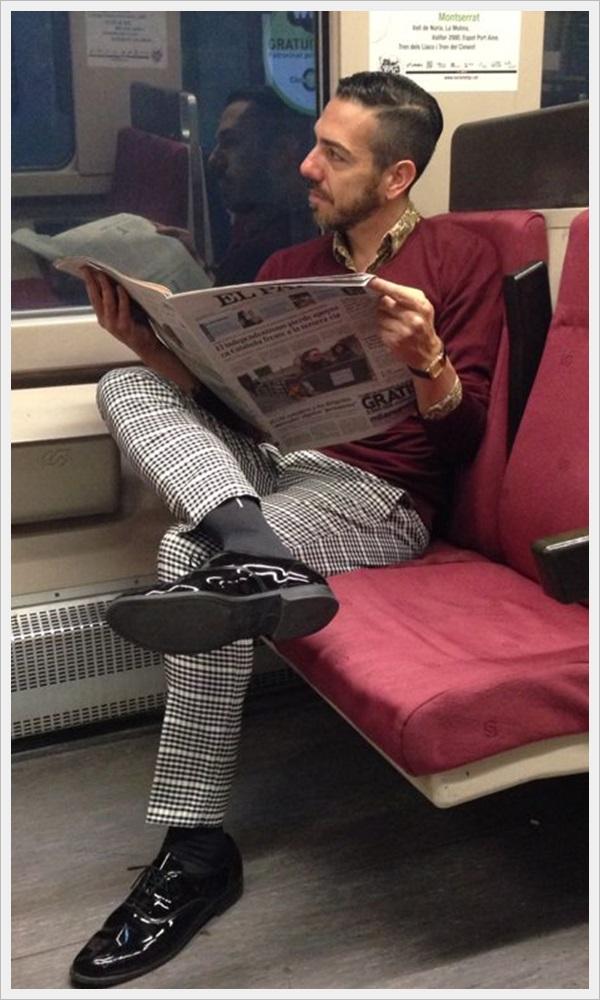 Cuida de ti, cuida tu imagen, Calcetown, Brutt gentlemen, trendy looks, socks, colours