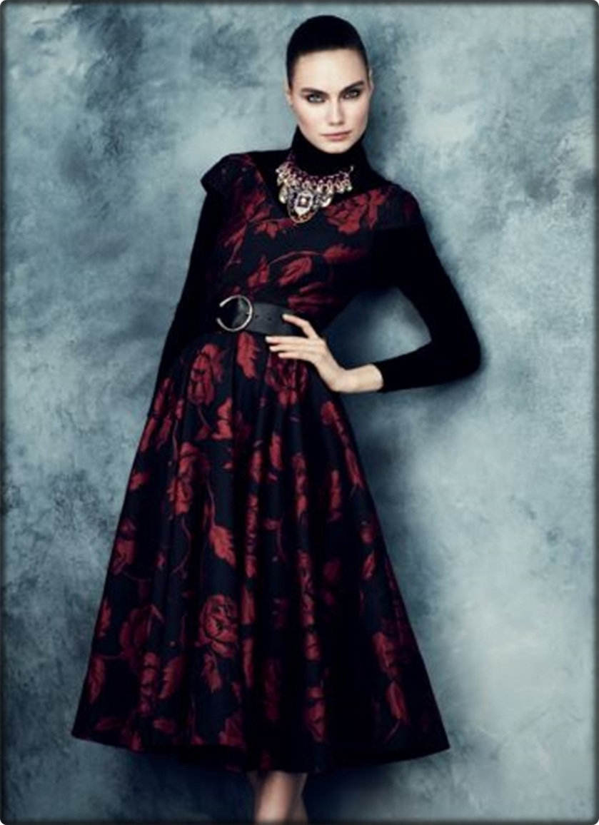 Cuidatuimagen, Mark & Spencer; Autumn Winter Collection; Trendy looks, Fashion and bloggers date by S moda (6)