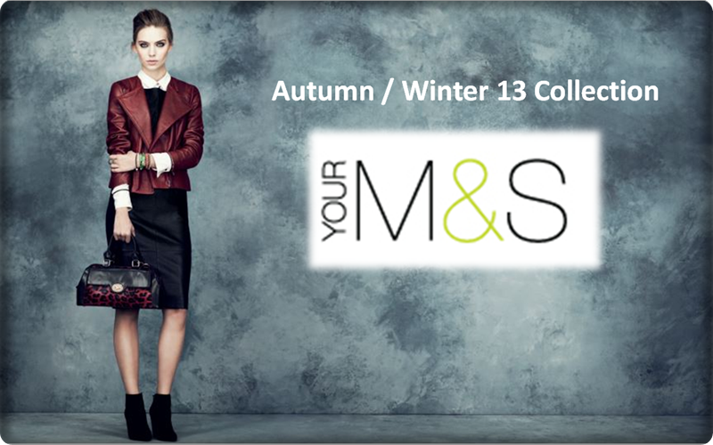 Cuidatuimagen, Mark & Spencer; Autumn Winter Collection; Trendy looks, Fashion and bloggers date by S moda
