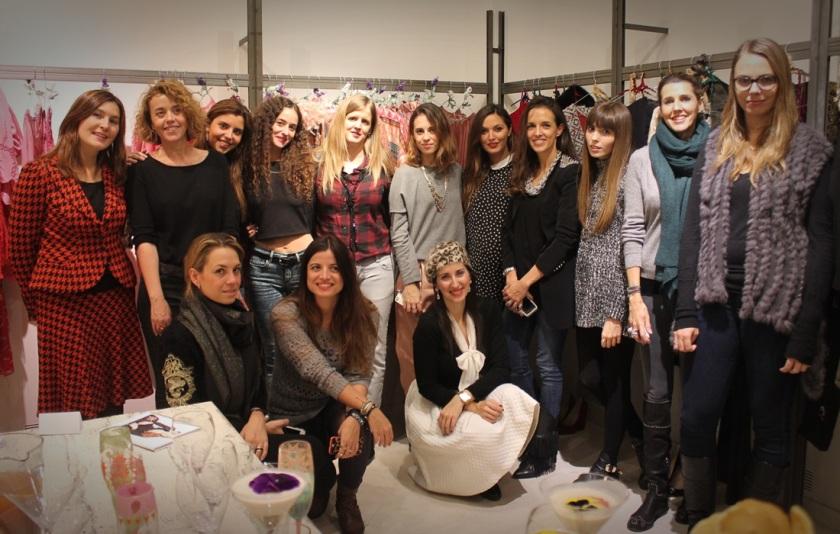 Cuidatuimagen, Showroom Lío de Faldas, traje Isabel de Pedro, evento fashion bloggers, bloggers Fashion Date by Lio de Faldas, Barcelona (9)
