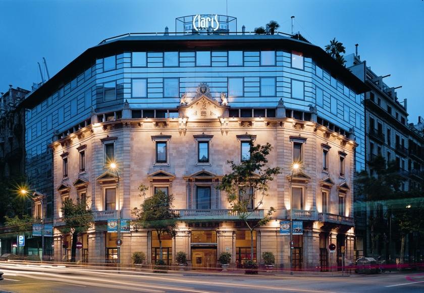 Cuidatuimagen, Taller scrap, Bloggers Meeting, T de scrap, Hotel Claris Barcelona GL, Bloggers Meeting, bookscraping, Sala garden (16)