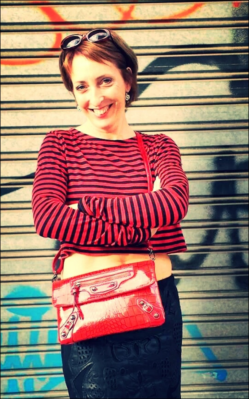 Cuidatuimagen, crop top Zara; Buylevard; trendy looks2