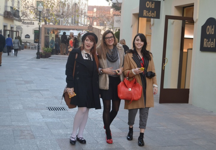 Cuidatuimagen; La Roca Village Outlet; Gifthunting; Share our secret, VIP room, Bloggers meeting, Christmas shopping 400