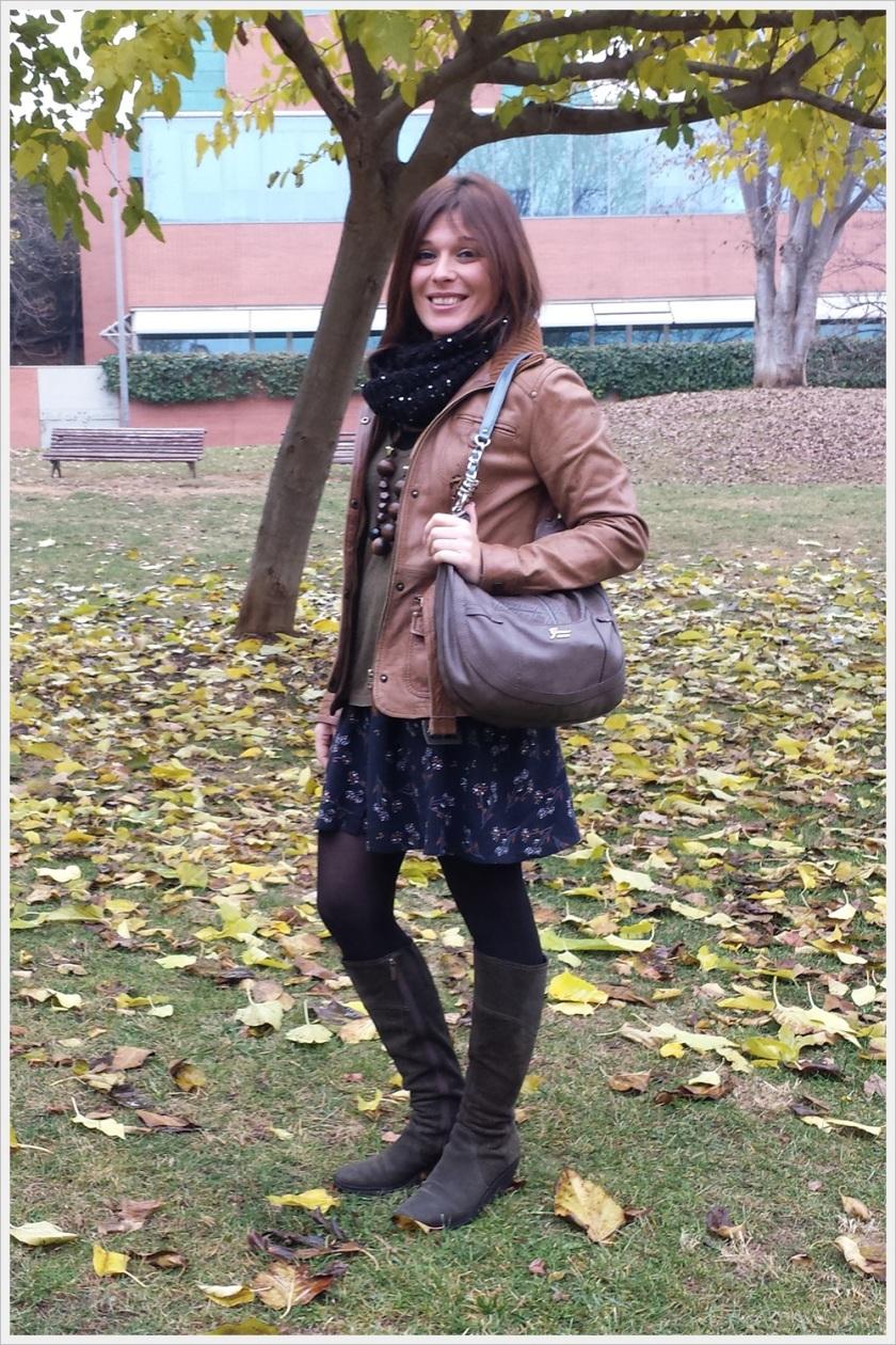 Cuidatuimagen, Laura; Primark, Zara, Guess, Pons Quintana, Stradivarius, trendy look4