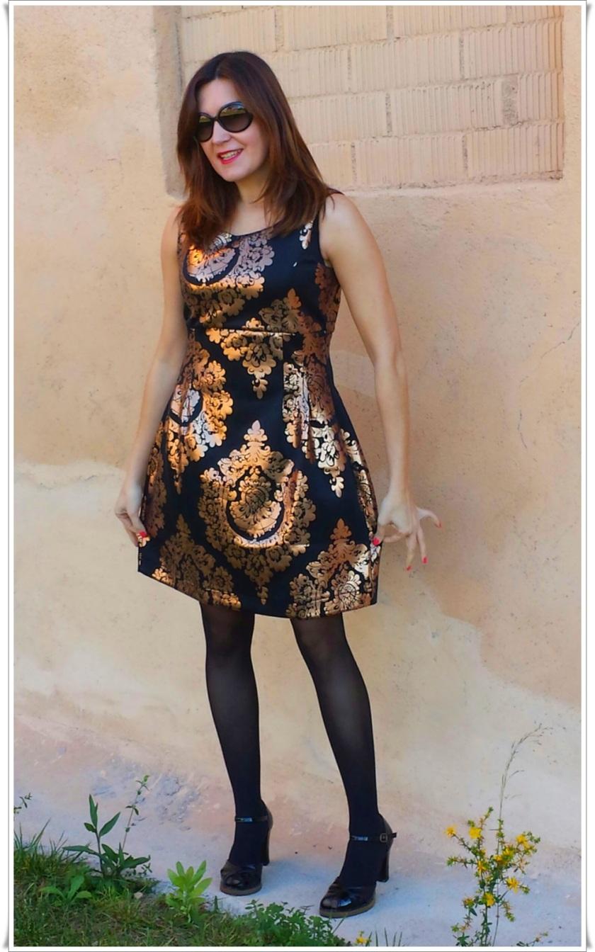 Cuidatuimagen, Look de fin de año; Venca, barroco, dress, end-of-year look, trendy looks (2)jg43