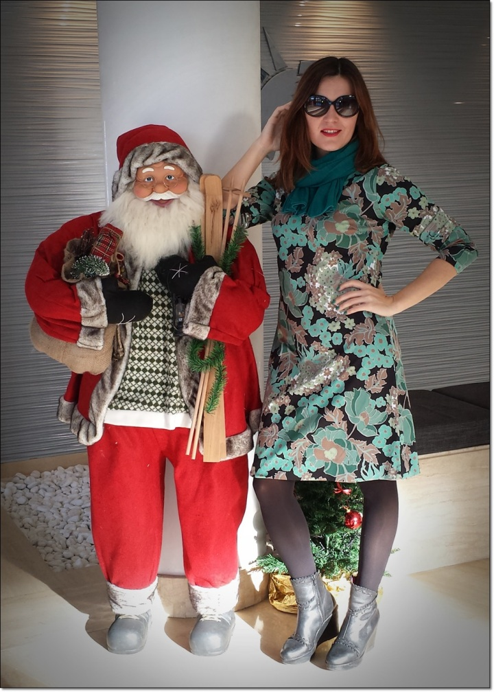 Cuidatuimagen, Navidad; Merry Christmas; retro; vintage, dress, birkin 4