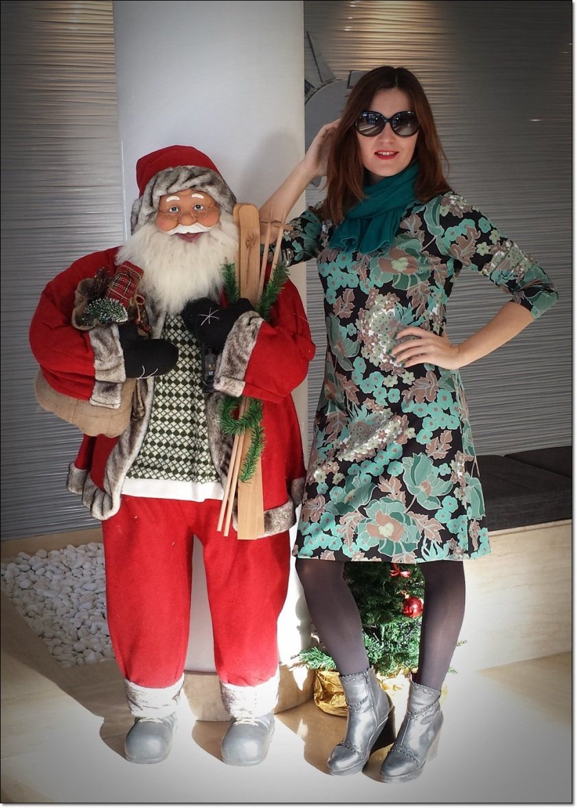 Cuidatuimagen, Navidad; Merry Christmas; retro; vintage, dress, birkin 4