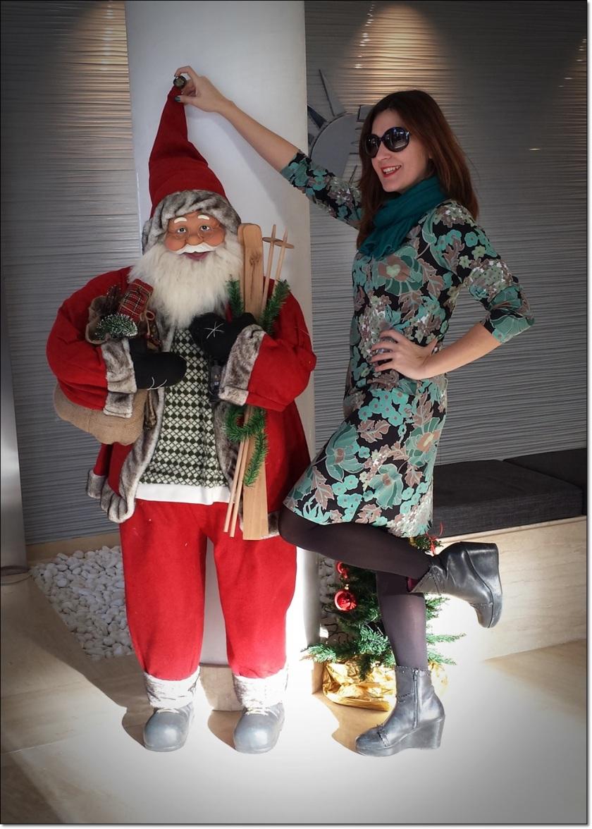 Cuidatuimagen, Navidad; Merry Christmas; retro; vintage, dress, birkin 5