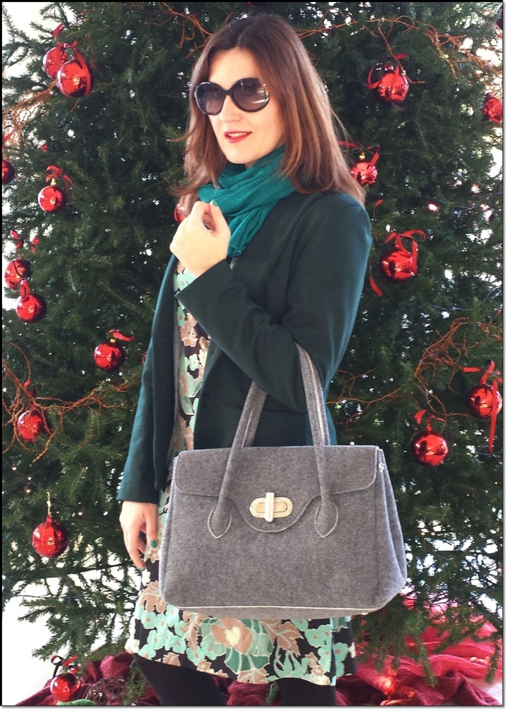 Cuidatuimagen, Navidad; Merry Christmas; retro; vintage, dress, birkin