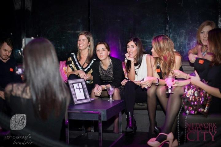 Cuidatuimagen; Networkandthecity, Networking; NATC, Restaurante Becquer; Barcelona; Doblemano Comunicacion, Women networking 9