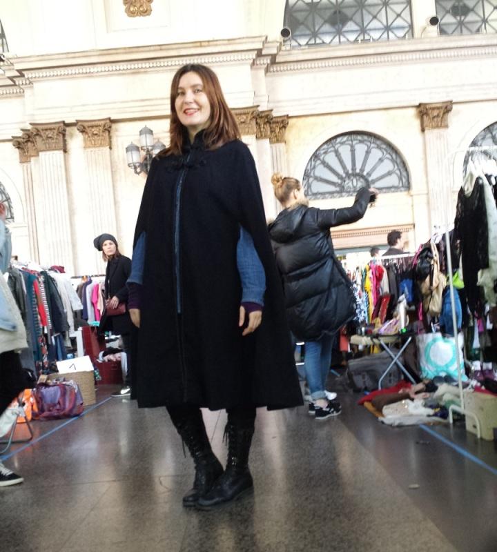 Lost&Found Market, Barcelona, Estacuó de França, retro, vintage; second-hand, Cuidatuimagen8 (2)