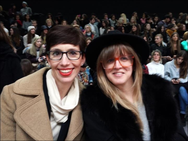Cuidatuimagen; 080 Barcelona Fashion, Catwwalk, street style, frontrow, Lorena Vilanova, Romantic & chic - 2