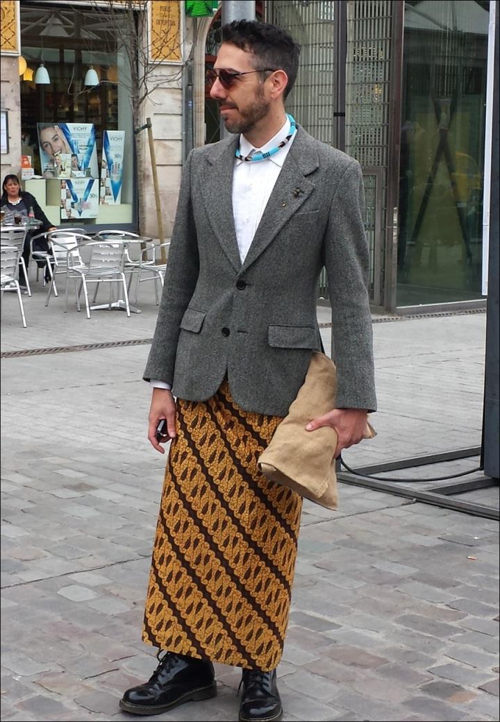 Cuidatuimagen; 080 Barcelona Fashion, Catwwalk, street style, frontwow, looks