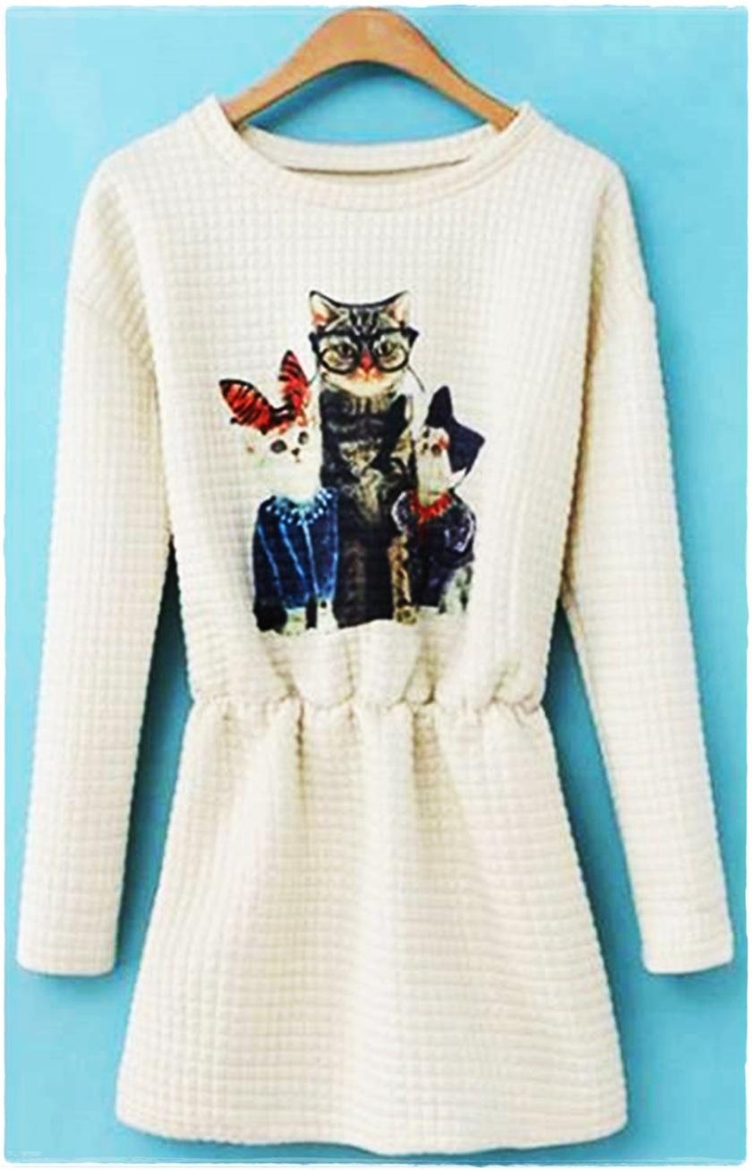 Cuidatuimagen; El clonador clonado; Sheinside vestido gato