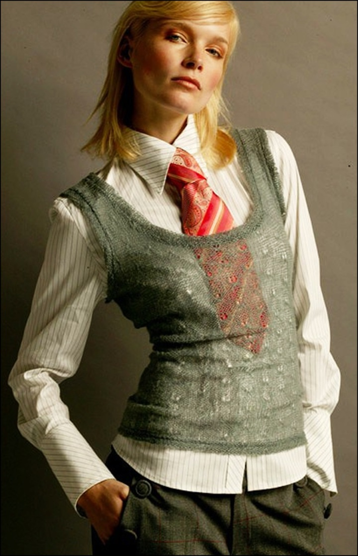 Cuidatuimagen, how to wear a tie, corbatas, trendy looks, tomboy style, winter looks, bow tie 16