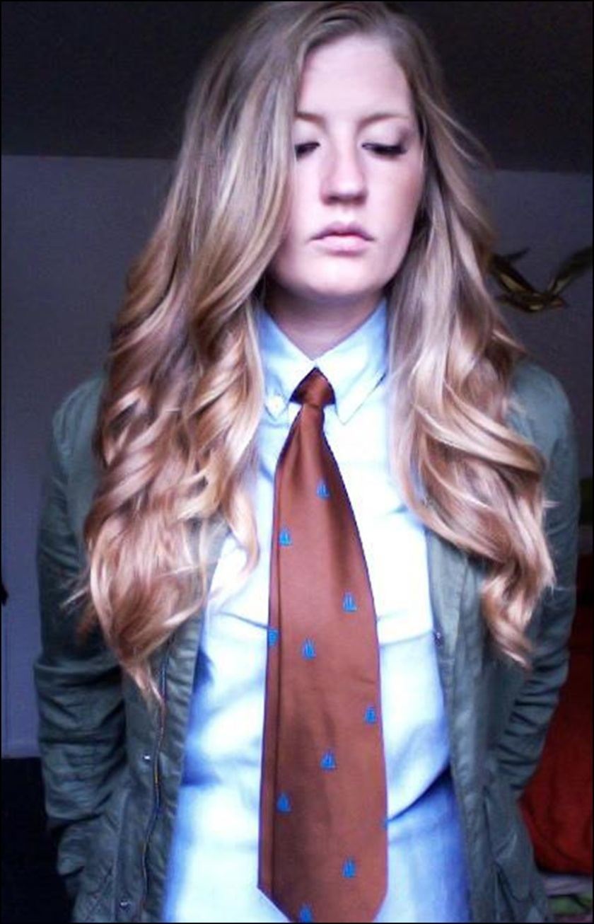 Cuidatuimagen, how to wear a tie, corbatas, trendy looks, tomboy style, winter looks, bow tie3