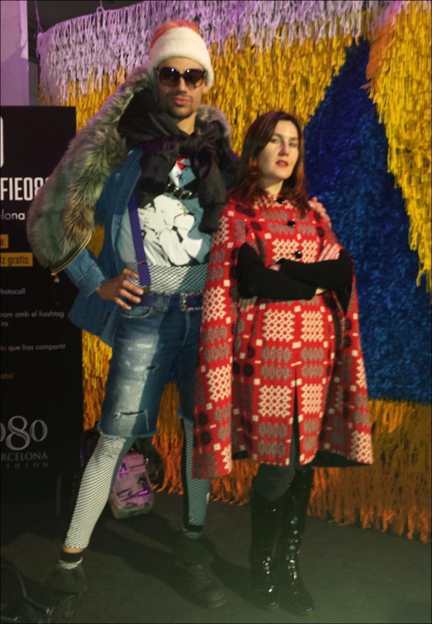 Cuidatuimagen, Josep Abril, 080 Barcelona fashion, catwalk, frontrow, borne, barcelona - 16