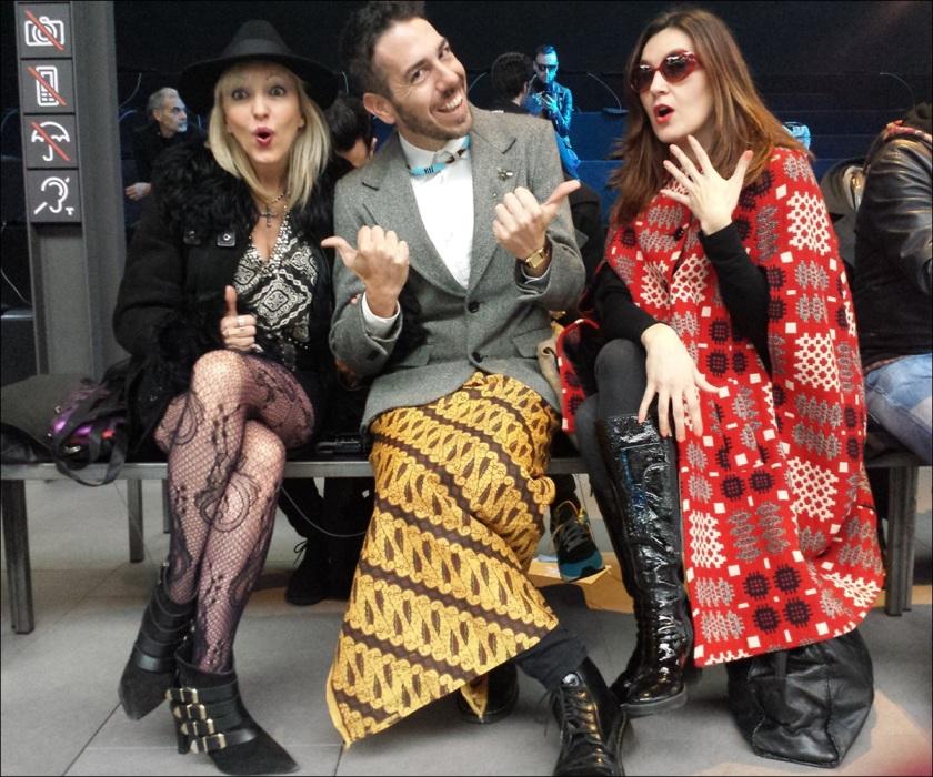 Cuidatuimagen, Josep Abril, 080 Barcelona fashion, catwalk, frontrow, borne, barcelona - 17 (2)