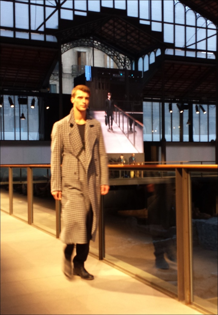 Cuidatuimagen, Josep Abril, 080 Barcelona fashion, catwalk, frontrow, borne, barcelona - 7