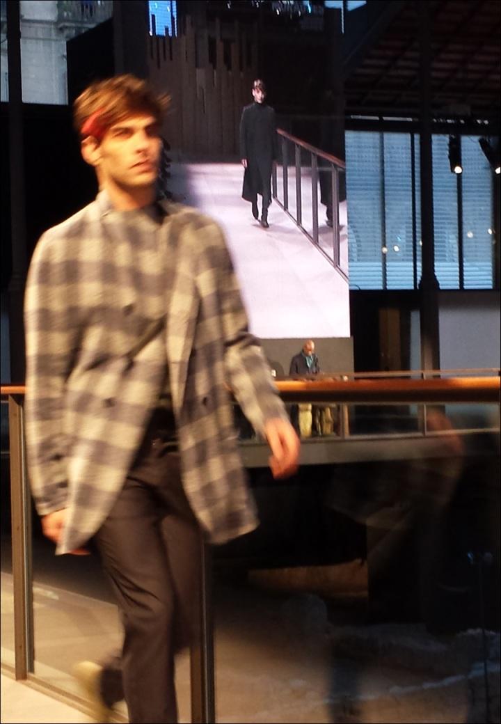 Cuidatuimagen, Josep Abril, 080 Barcelona fashion, catwalk, frontrow, borne, barcelona - 8