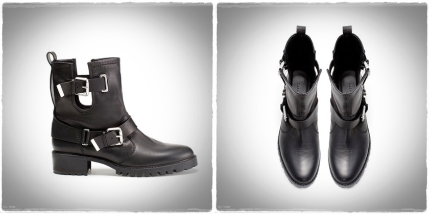 Cuidatuimagen; Zara, El clonador clonado, nueva-colección,mujer,zapatos,botín,correas,piel