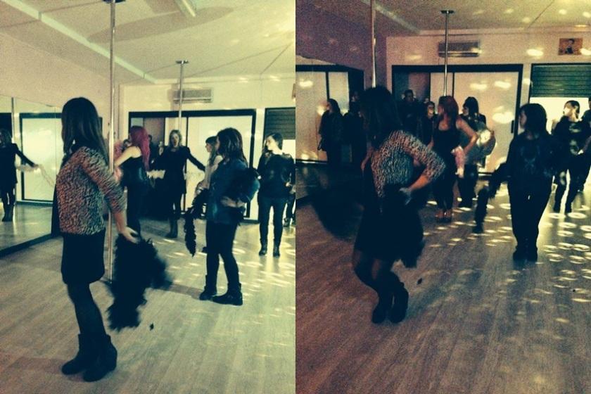 Cuidatuimagen,Pole dance vallés; inauguración, barra americana, deportes, lifestyle, burlesque 4