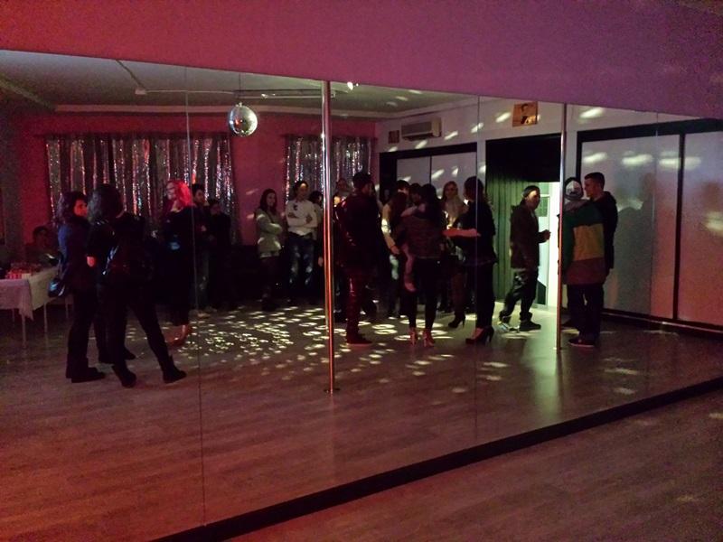 Cuidatuimagen,Pole dance vallés; inauguración, barra americana, deportes, lifestyle, burlesque