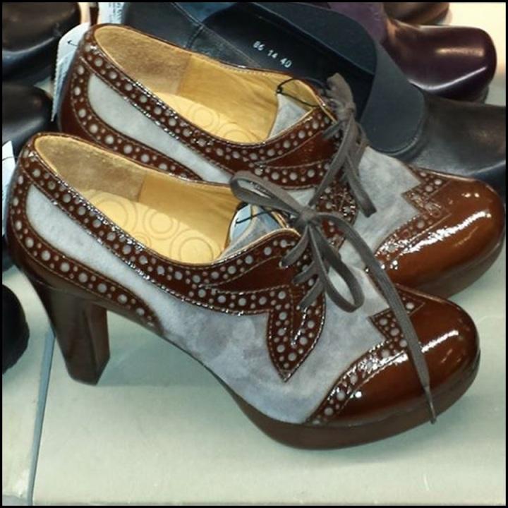 Cuidatuimagen, seguir deseando zapatos 2