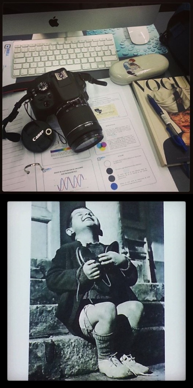 Cuidatuimagen x Curso iniciación a la fotografia profesional, escola Mira, como usar una camara, como hacer fotos que hablen por si solas 2-mural curso