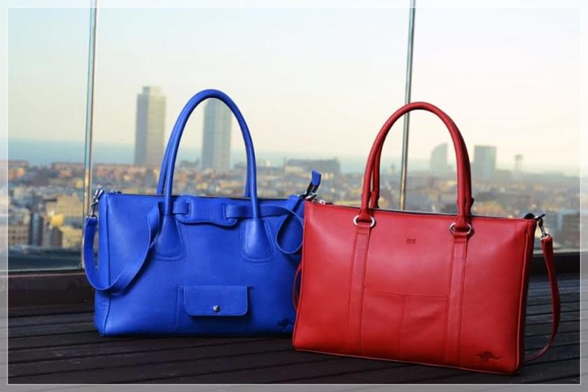 Cuidatuimagen x OeOe bags, bolsos made in Barcelona, cosmopolitan bags, Julia & Chloé