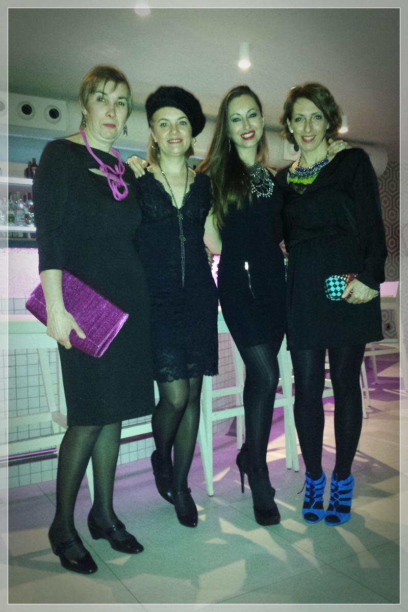 GRUPO - 1, LBD, accesorize, it girls, trendy looks
