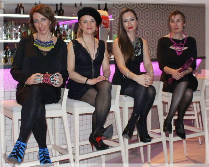 GRUPO-5, LBD, accesorize, it girls, trendy looks