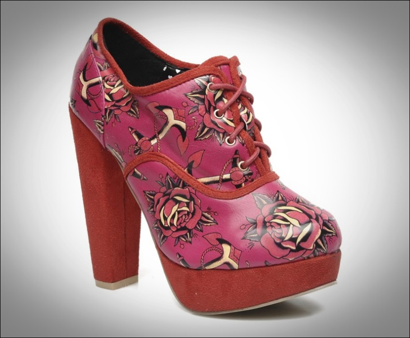 Iron Fist, Cuidatuimagen, sarenza, Cupones Mágicos, Shoes, Trendy shoes