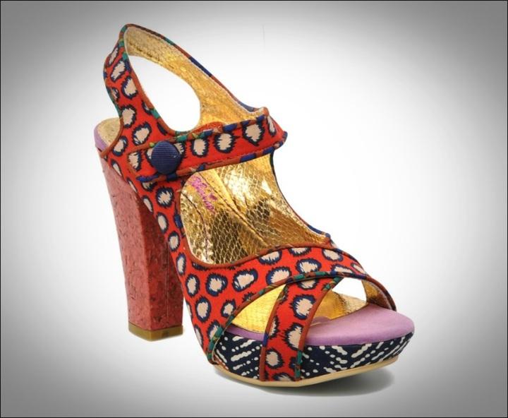 Irregular Choice, Cuidatuimagen, sarenza, Cupones Mágicos, Shoes, Trendy shoes