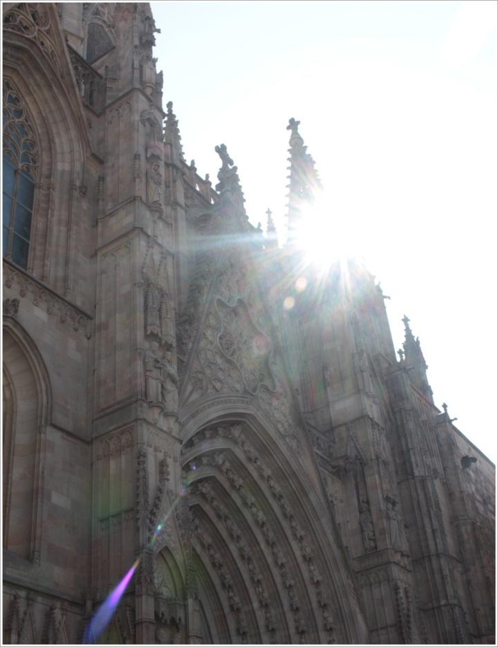 Cuidatuimagen, Catedral de Barcelona, Gòtic, Fotografia, Barcelona, Historia