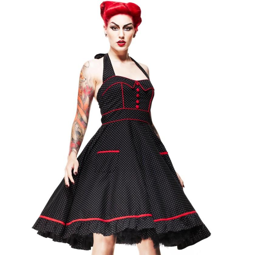 Cuidatuimagen, Hell Bunny, pin-up dresses, fiftie's dresses, trendy looks 6