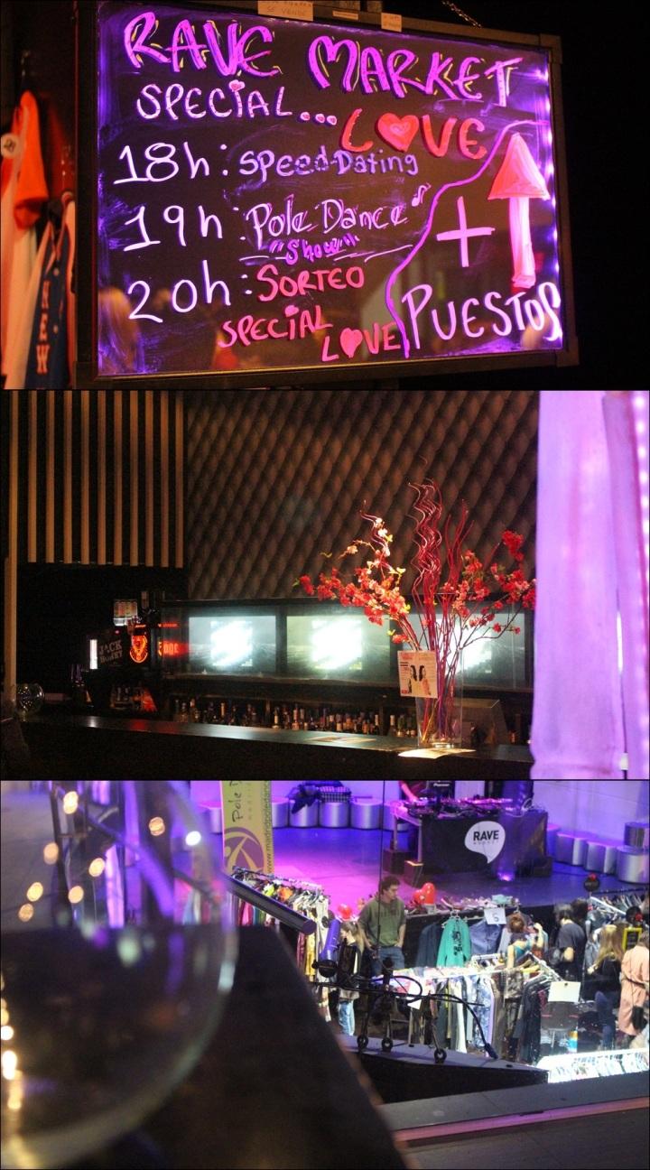 Cuidatuimagen, Rave Market atmosphere, Sala Shoko Madrid