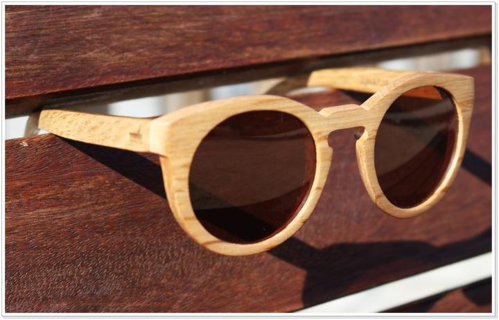 Cuidatuimagen, Ribot Sunglasses, Barcelona, gafas de madera, spring look 7