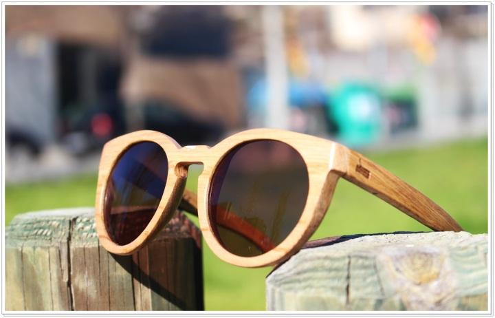 Cuidatuimagen, Ribot Sunglasses, Barcelona, gafas de madera, spring look 8