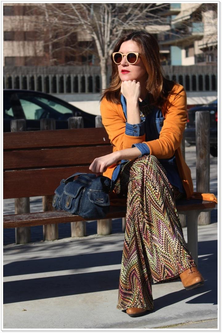 Cuidatuimagen, Ribot Sunglasses, Barcelona, gafas de madera, spring look 9
