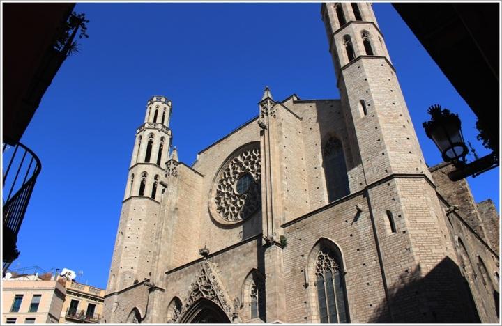 Cuidatuimagen, Santa Maria del Mar, Borne, Fotografia, Barcelona, Historia 2