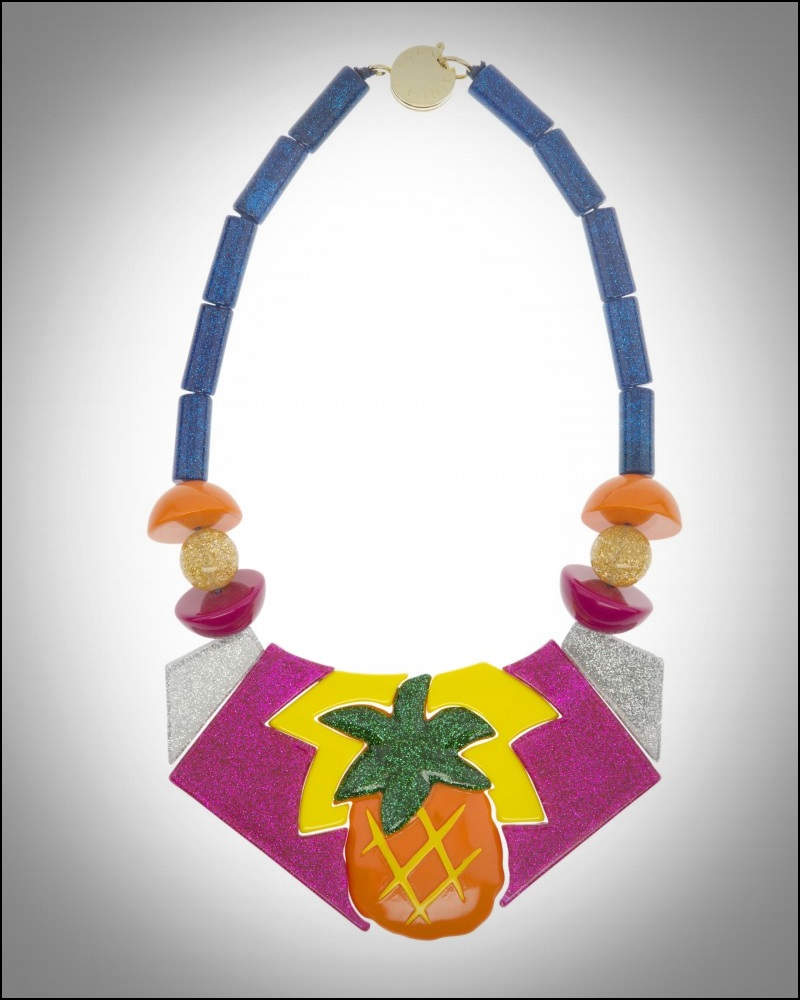 Statement Collars, Statement necklaces, collares, trendy looks, spring hit, Alloha Collection, Bimba & Lola