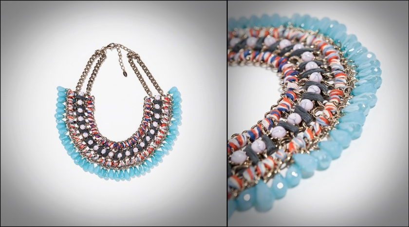 Zara 2Statement Collars, Statement necklaces, collares, trendy looks, spring hit