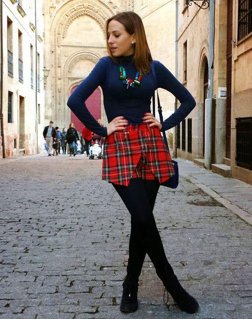 Cuidatuimagen, skort trend, street style