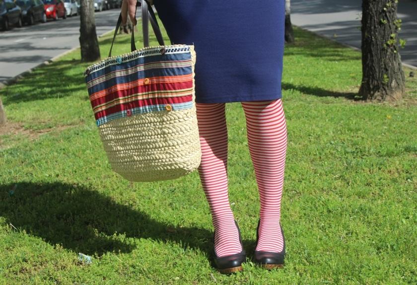 Anna, Cuidatuimagen, navy looks, Spring looks 2014, street style, marinero, rayas, stripes 3